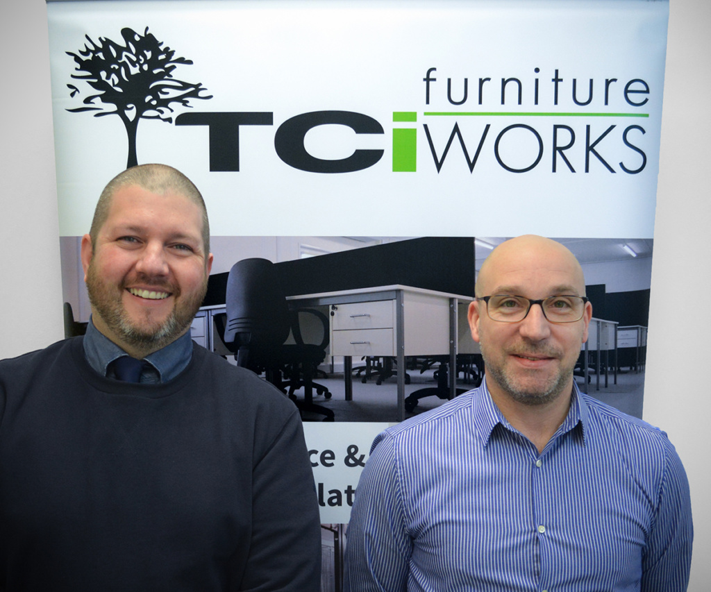 TCi-furniture-WORKS-management-allan-clarke-darren-jeffery-appointment