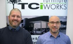 TCi-furniture-WORKS-management-allan-clarke-darren-jeffery-appointment