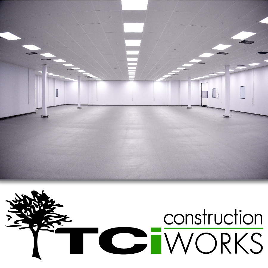 TCi-construction-WORKS-fit-out-refurbishment-clean-room-pharma-healthcare-interior-sterile-food