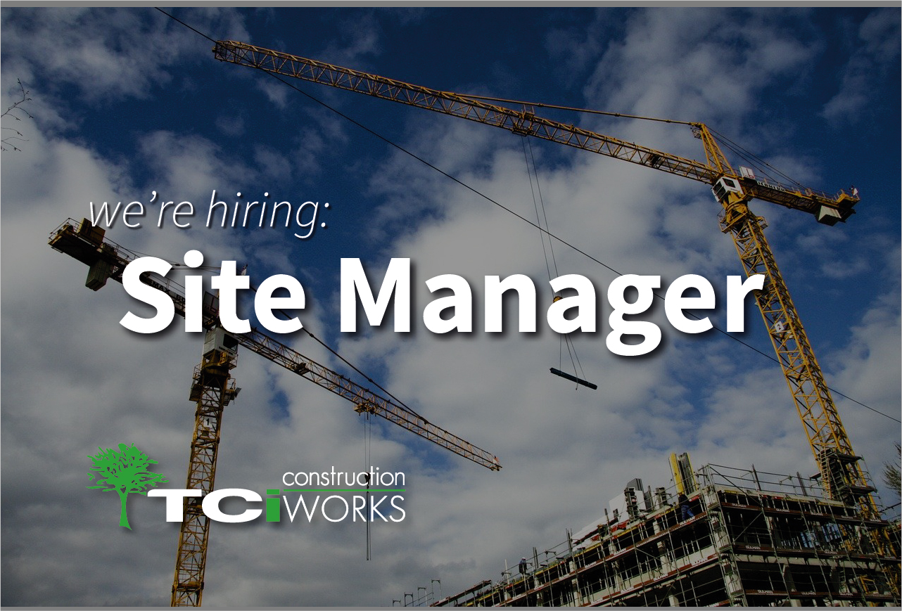 tci-site-manager-job-bridgwater-employment-opportunityu