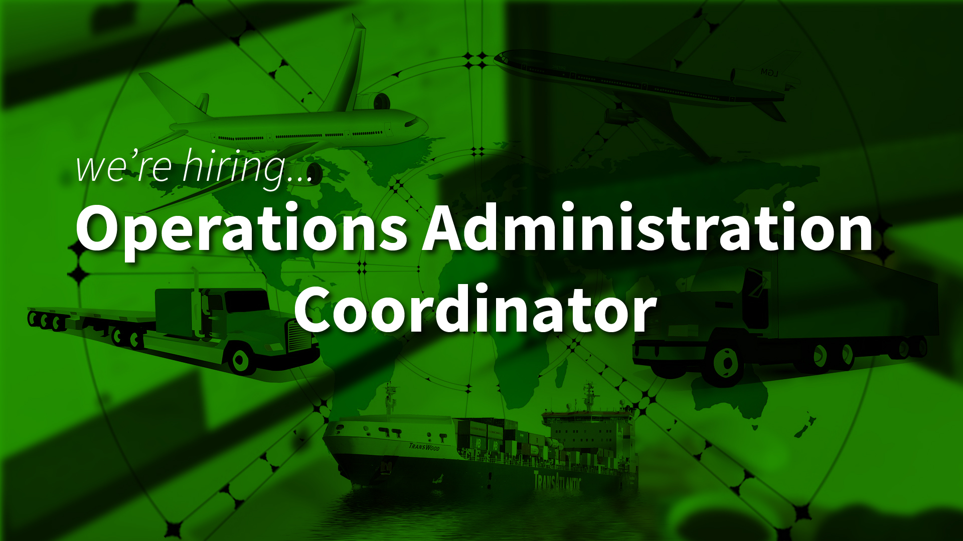Operations Administration Coordinator