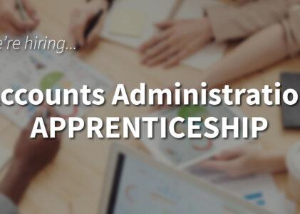 Accounts Administration Apprentice