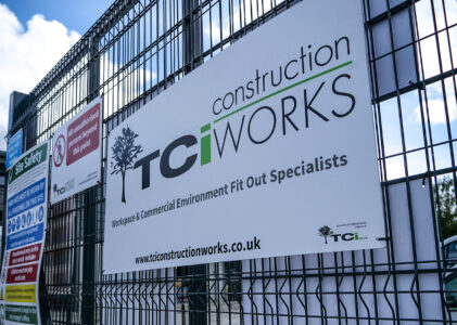 Construction of new HQ is underway