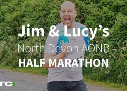 Director's marathon success!